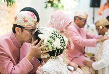 Fathan & Dilla Wedding by Akuwedding