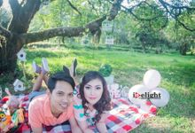Prewedding Putri & Galih by Idelight Creative