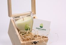 Personalized Eco Soaps & Eco Candles by Green Yards