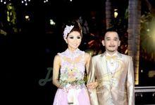 Ruben Onsu & Sarwenda Tan by Dekor Indonesia