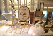 1 October 2016- Forever Begins Wedding Workshop by Pan Pacific Orchard, Singapore