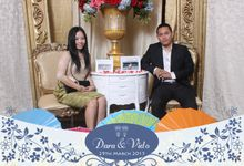 Dara & Vido by Twotone Photobooth