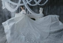 Stardust 2017 by Gazelle Brides