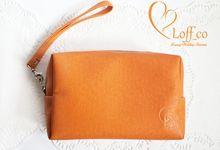 Functional Pouch & Passport Case by Loff_co souvenir