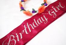 Property of Birthday celebration by Papier Brun