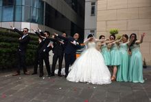 THE WEDDING OF TOMMY AND LYLIE by JS Wedding Planner Organizer and Entertainment
