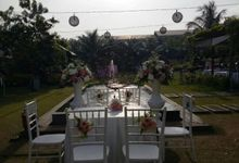 Kinang Kilaras Wedding by Tsamara Resto