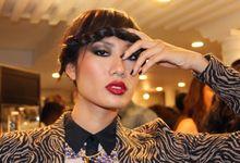 Vietnamese Next Top Model 2012 by Elza Finishya Makeup Artist