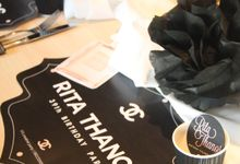 Rita Thanos | Chanel Birthday by 99% creative party