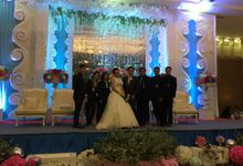 THE WEDDING OF BAYU AND MARISCA by JS Wedding Planner Organizer and Entertainment