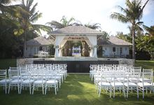 Luchelle & Sophon's Wedding by Beyond Events Bali