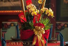 CHINESE NEW YEAR ARRANGEMENT by Ekakarya Graha Flora