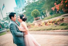 Larry & Veliska Pre Wedding by Chroma Pictures