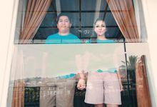 Cesar & Novi Prewedding by Pohatji Fotografia