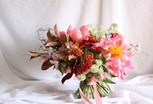 Floral Arrangements by Organiq Atelier