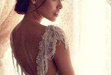 Anna Campbell Gossamer by Melonie Santos Makeup Artist