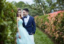Ridwan & Christine Pre-Wedding by MOSTRA PHOTOGRAPHY