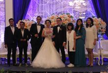 Jazz Themed Wedding Reception by MC Ruben Nuranata