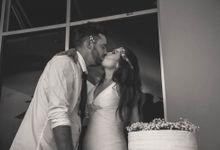 Urban wedding with a vintage twist by Tiara bridal artistry