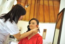 The Wedding of L & E by Firda Amelia Makeup Artist