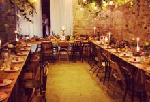 Secret Supper Club by George & Smee