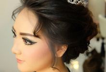 Wedding Makeup by Claudia Makeup