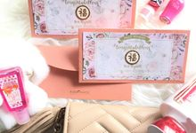 Custom Money Envelope with Premium Paper by Ribbonade.envelope