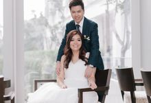 Hf & Gladys Solemnization by YRegina Makeup