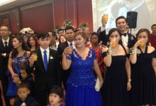 THE WEDDING OF IRWAN AND VRESY by JS Wedding Planner Organizer and Entertainment