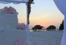 Weddings at Conrad Maldives Rangali Island by Conrad Maldives Rangali Island