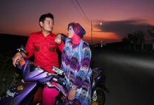 Prewedding Mella and Rizka by Widecat Photo Studio