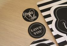 Stripes Partykits by 99% creative party