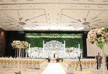 Wedding Patrick and Michele by Novotel Tangerang