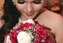 Wedding Day Arol & Leni by JP Photography