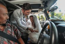 Billy & Revina Wedding moment by PhiPhotography