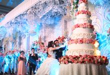 the wedding of andre & stefanny by Pixel Event Designer
