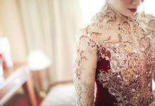 Adinda & Ramdisa Wedding Ceremony by JAYSU Weddings by Jacky Suharto