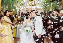 WEDDING    Jeff & Gen at Fernwood Gardens by Honeycomb PhotoCinema