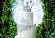 The Wedding Cake by Pullman Jakarta Indonesia