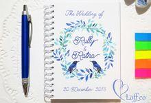 Memo & Notebook by Loff_co souvenir