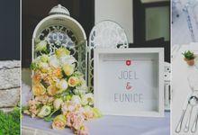 Joel & Eunice by Wishwander Pictures