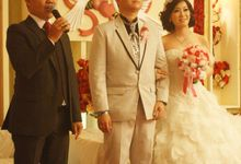 the wedding of garry & maria by Yosua MC