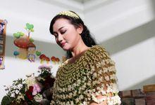 Tike dan Dimo Wedding Day by Brivi Photo Project