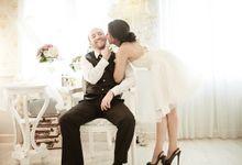 Dania & Russ by Robin Alfian Photography