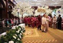Wedding Reception at Bidakara Hotel by APH Soundlab