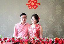 Wedding of Andry & Clara by DC Wedding Organizer