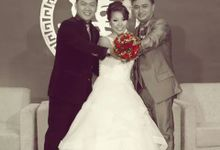 The Wedding of Ferry & Yuni by Yosua MC
