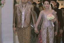 Modern Traditional Wedding at Gran Mahakam by Fernando Edo