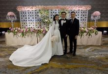Celebration of eternal commitment - The Wedding of Nugroho & Shiella 3Dec16 by Fernando Edo