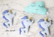 Unicorn by Cotton Thread